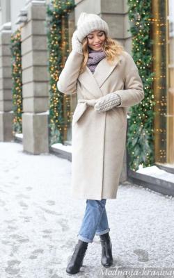 Зимнее пальто фото 17