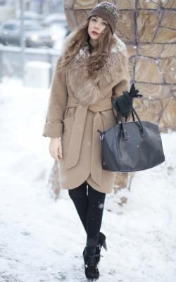 Зимнее пальто фото 18