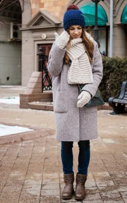 Зимнее пальто фото 19
