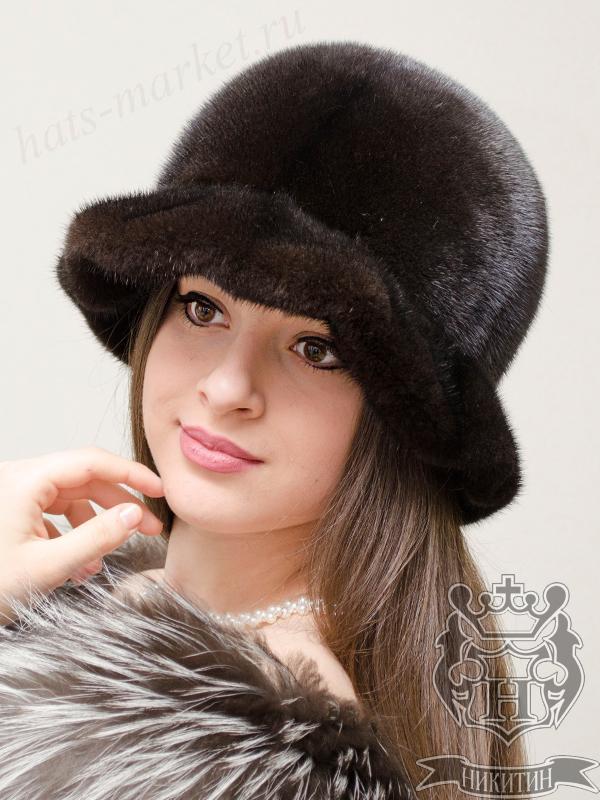 Шляпа норковая фото2