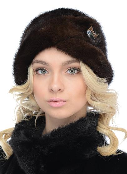 Шляпа норковая фото3