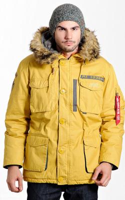 Мужские куртки Alpha industries фото 1