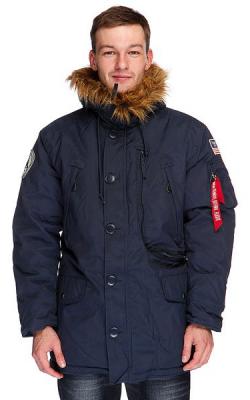 Мужские куртки Alpha industries фото 2