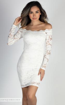 Белое кружевное платье фото 3