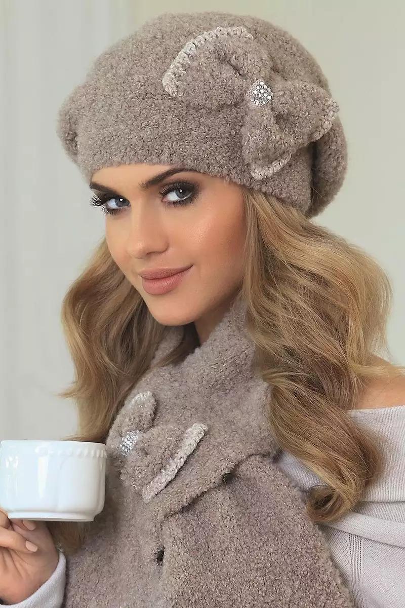 Какая шапка сейчас в моде фото