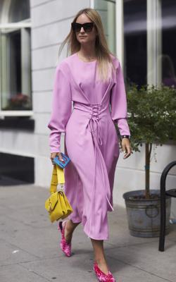 Модное платье 2018 фото 4