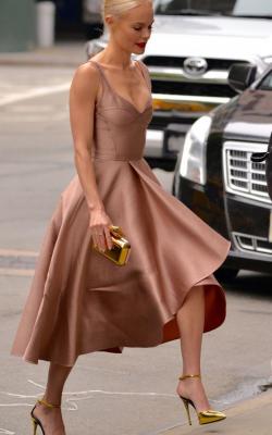 Модное платье 2018 фото 5