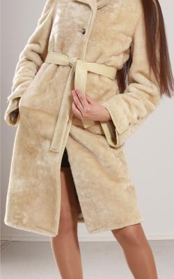 пальто, шуба цигейка фото 3