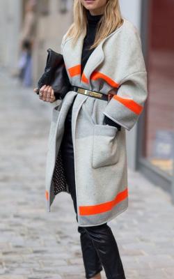 Демисезонное пальто фото 1