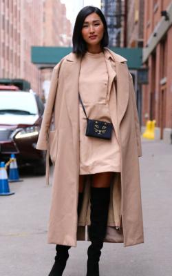 Демисезонное пальто фото 2