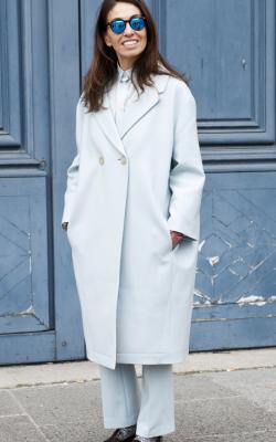 Демисезонное пальто фото 4