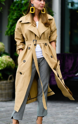 Демисезонное пальто фото 6