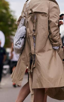 Демисезонное пальто фото 9