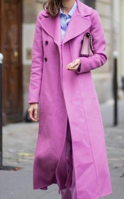 Демисезонное пальто фото 10