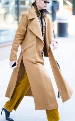Демисезонное пальто фото 11