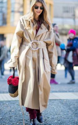 Демисезонное пальто фото 12
