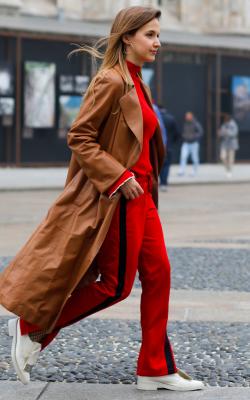 Демисезонное пальто фото 13