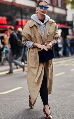 Демисезонное пальто фото 15