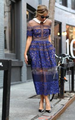 Длинное платье с кружевом 20