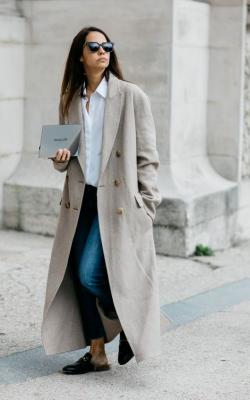 длинное пальто 2