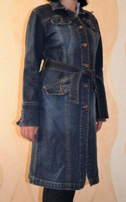 джинсовое пальто Gloria Jeans фото 3