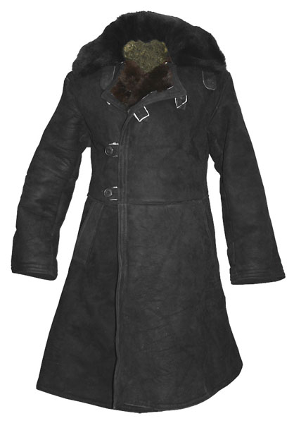 Дубленка «Тулуп» | MASLOV Дизайнер одежды | 600x418