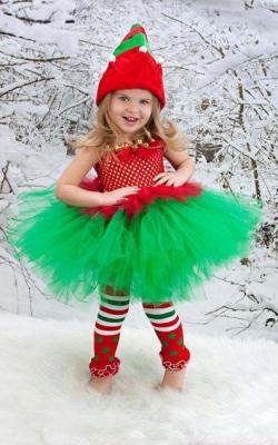 Идеи новогодних костюмов для детей фото 6