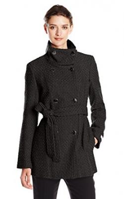 как красиво завязать пальто3