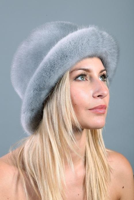 Шляпа норковая фото 1