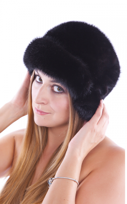 Шляпа норковая фото 3