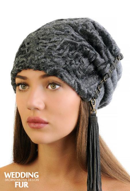 каракулевая шапка 1