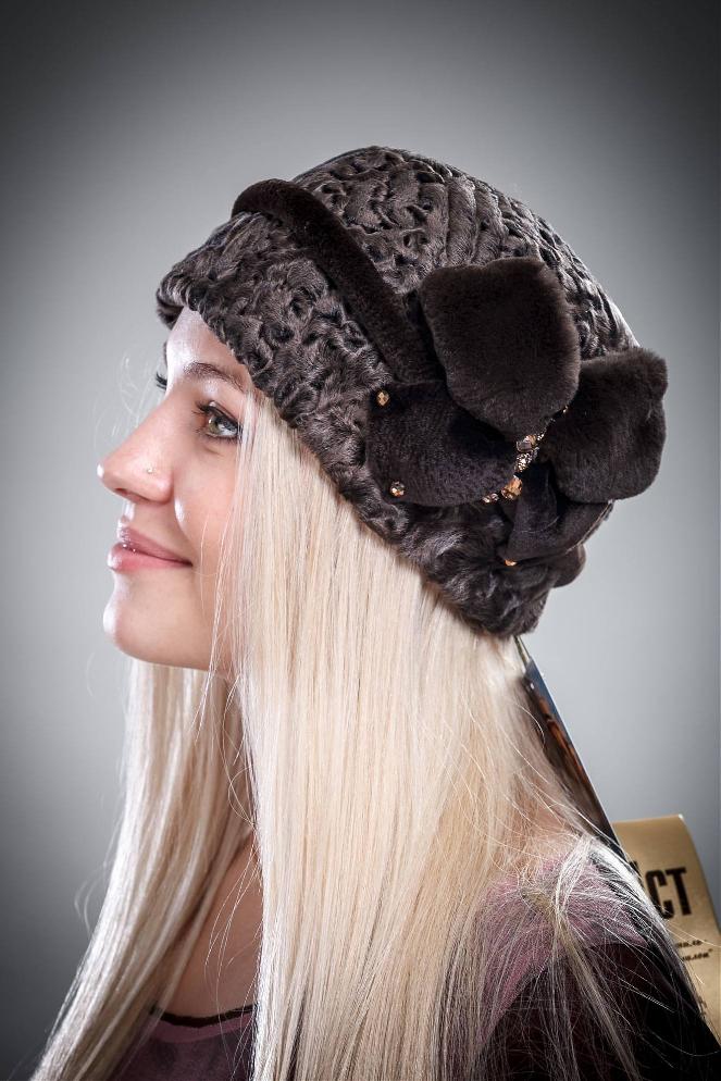 каракулевая шапка 6