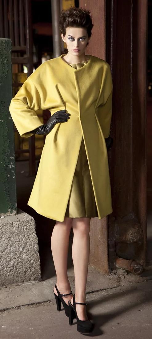 Кашемировое пальто фото 1
