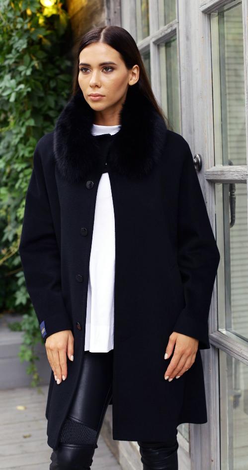 Кашемировое пальто фото 3