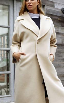 Кашемировое пальто фото 5