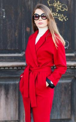 Кашемировое пальто фото 8