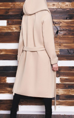 Кашемировое пальто фото 9