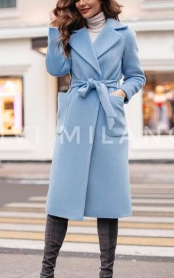 Кашемировое пальто фото 14