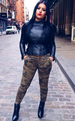 Женские кожаные куртик 2018-2019 фото 12
