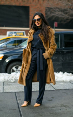 Зимнее пальто фото 10