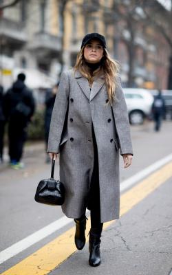 Зимнее пальто фото 12