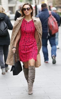 Кружевное платье фото 17