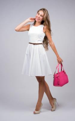 летнее платье фото 2