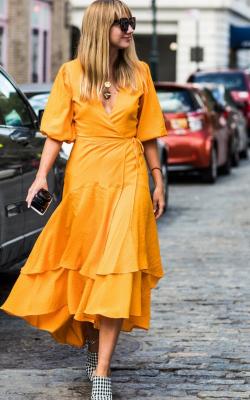 Модели платьев 2018 фото 4