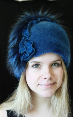 молодежные шапки осень- зима3