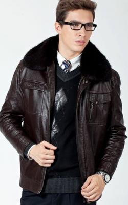 Модные кожаные куртки фото 2