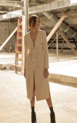 Платье очень-зима 2018-2019 фото 4
