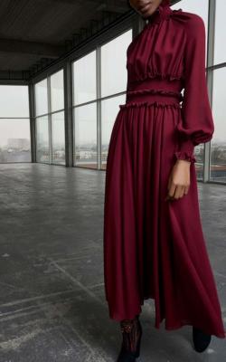 Платье очень-зима 2018-2019 фото 5