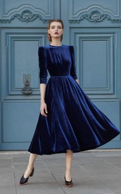 Платье очень-зима 2018-2019 фото 3