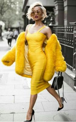 модные луки с шубой21